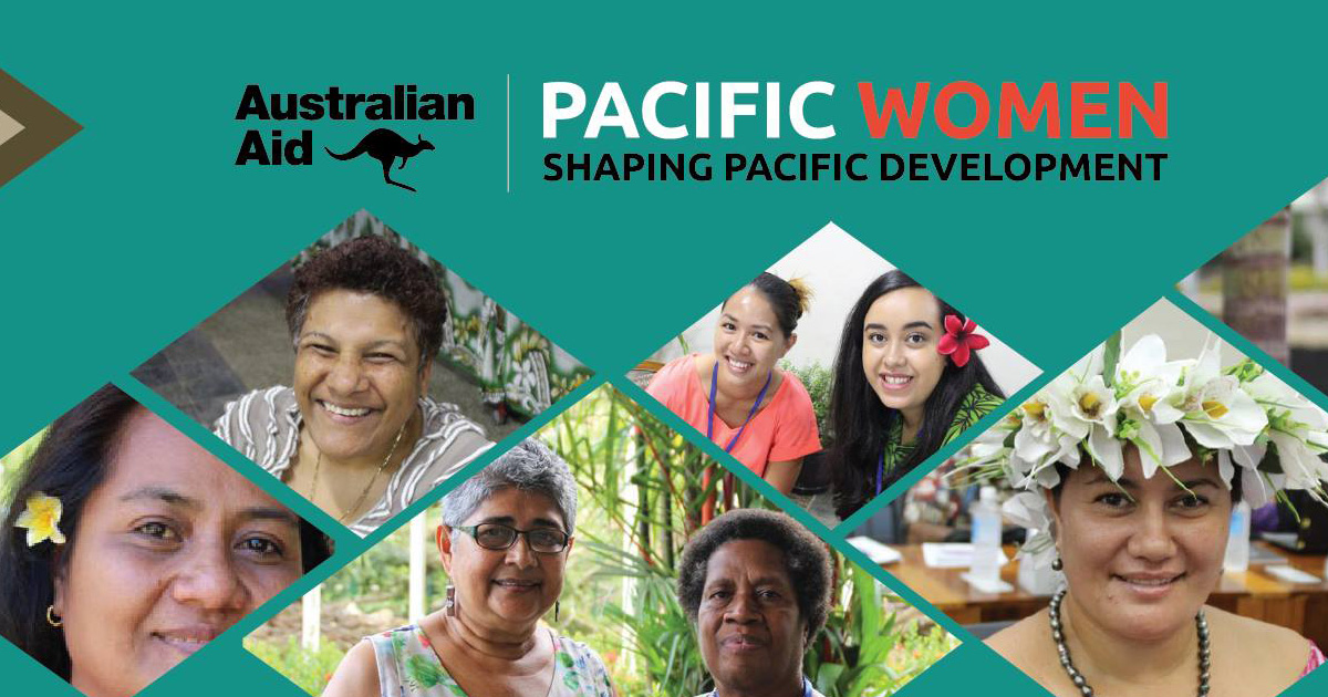 Pacific Women Launches Their Newly-revamped Website