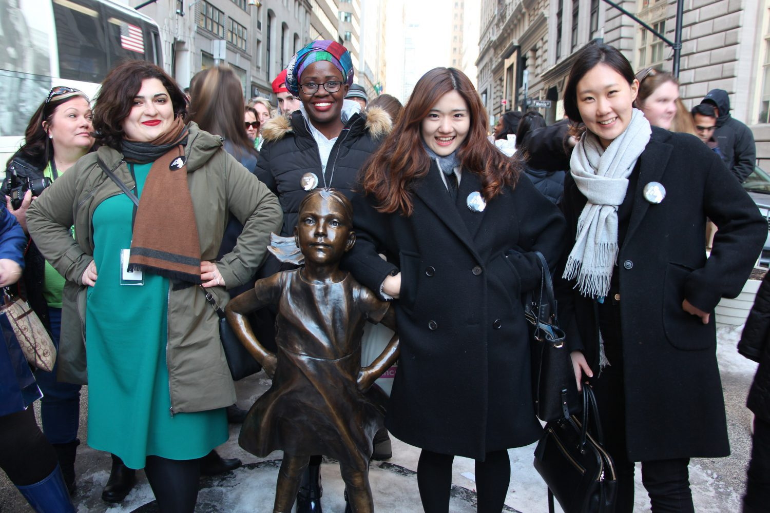 NGO CSW/NY Is Accepting Nominations For The Woman Of Distinction Award